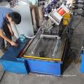 metal steel unistrut channel roll forming machine