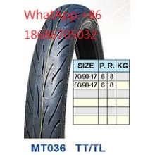 Motorcycle Tyre 70/90-17 80/90-17