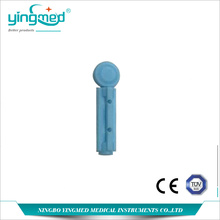 Medical Plastic Handle Blood Lancet
