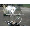 22.5x8.25 Polido Bothsides rodas de caminhão de alumínio