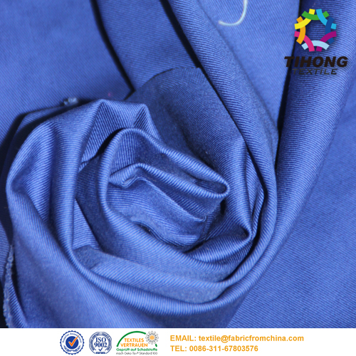 cotton twill fabric for workwear