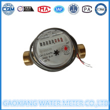 Single Jet Water Meter with Pulse Output 1/2′′inch--1′′inch
