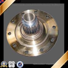 CNC Customized Steel Lathe Turning Machining Fabrication Central Machinery Parts