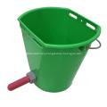 Calf Feeding Bucket Plastic Bucket For Calf Feeding