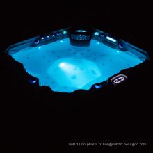 bain à remous masseur personnel spa jardin bain à remous