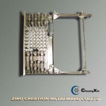 ADC12 / A380 Aluminium-Druckguss-CNC-Bearbeitung Druckguss-Heizkörper