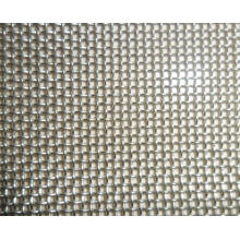 Treillis en acier inoxydable 302/304/316 / 316L en acier inoxydable