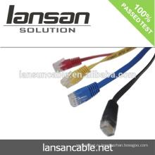 Сетевой кабель с плоской патч-корд Cat5e