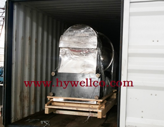 Damp Powder Boiling Dryer