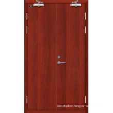 Fire Rated Wood Door (YF-FW015)