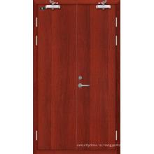Противопожарные деревянные двери (ЖЛ-FW015)