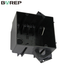 YGC-017 Waterproof plastic electrical gfci power cable junction box