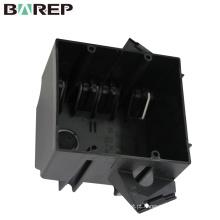 YGC-017 caixa de junção de cabo de alimentação de plástico elétrico à prova d 'água gfci