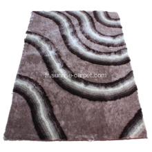 Silk Shaggy Gradation Couleur Design