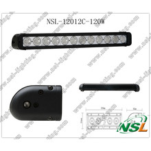 20 pouces 12 * 10W CREE 120W LED barres lumineuses 4x4 hors route