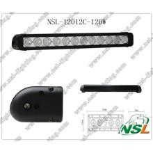 """20 """"12 * 10W CREE 120W LED barras de luz 4x4 fora da estrada"""