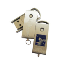 Movimentação barata do flash do USB do metal da capacidade do estilo