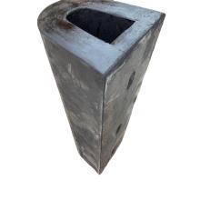 Судовой полый цилиндрический резиновый кранец Д300 * 300 * 2000