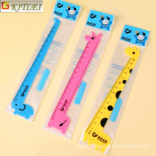Plastic Ruler with Customized Color and Logo
