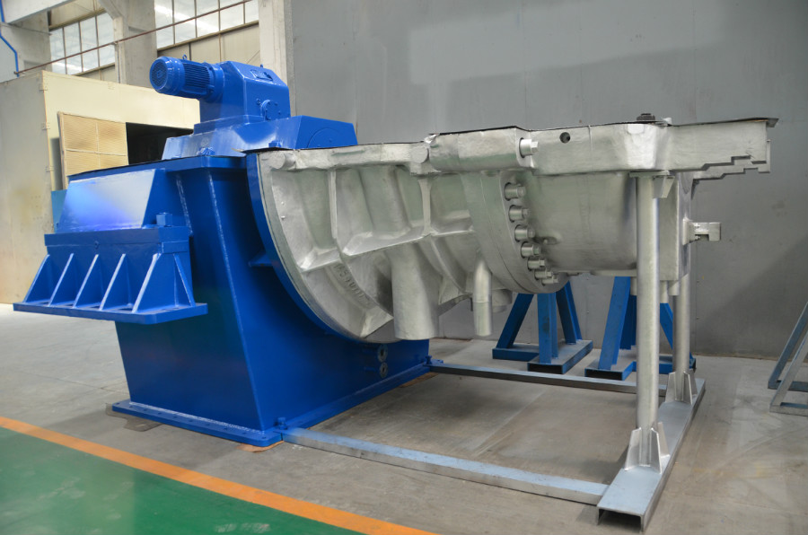 Condensing Steam Turbine 20