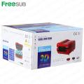 FREESUB Cubiertas Móviles Personalizadas para Calentar la Máquina de Sublimación de Presión de Calor