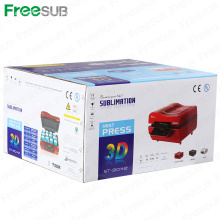 FREESUB Sublimation Heat Press Imprimante photo portable