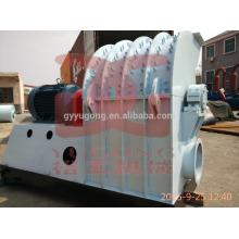 CE aprobó la trituradora de virutas de madera de Yugong con el mejor precio