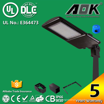 UL CUL Dlc Approuvé LED Parking Lot Light