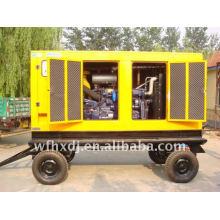 8KW-1500KW generator trailer