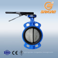 water food 16k 20k jis 10k butterfly valve price list wcb butterfly valve ductile cast iron