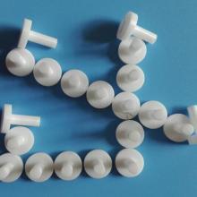 peças médicas industriais lustradas altas cerâmicas da zircônia