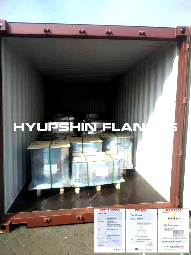 hyupshin_flanges_shipping_shipment_delivery