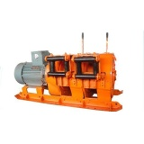 2JP-30 Double Drum Electric Metal Scraper Winch