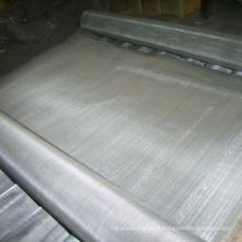 Tissu en acier inoxydable en acier inoxydable et en acier inoxydable