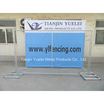Canada Welded Security Fencing Panels, PVC Coated Welded Wire Mesh Fence Panels, Horse Yard Fence Panels