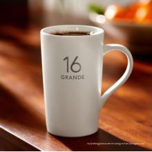 Taza de café de cerámica Taza de la porcelana (XLTCB-001 460)