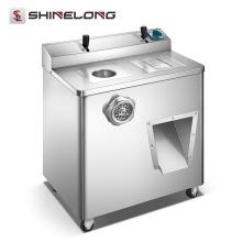 Machine industrielle commerciale de traitement de la viande de viande hachoir