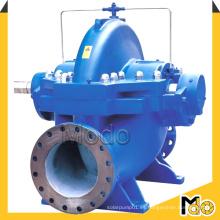 Bomba de agua de drenaje de alto volumen de succión doble 415V
