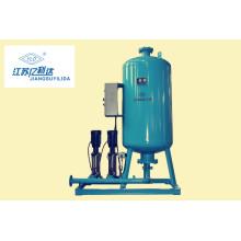 Устройство вертикальной подачи воды с постоянным давлением