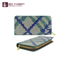HEC Wholesale Ladies Fashion Wallet Fantaisie Design Téléphone Purse