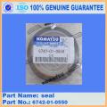Pelle Komatsu 208-27-00210 PC450-8 / PC400-8 Seal Ring Assy