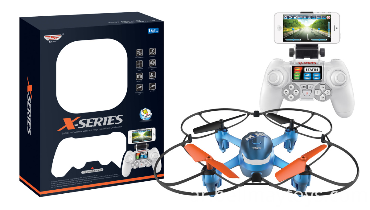 2.4G RC Quadcopters