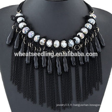 2015 collier de perles de tempérament