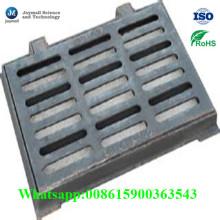 Fábrica de suministro directo de hierro dúctil Telecom Manhole Cover