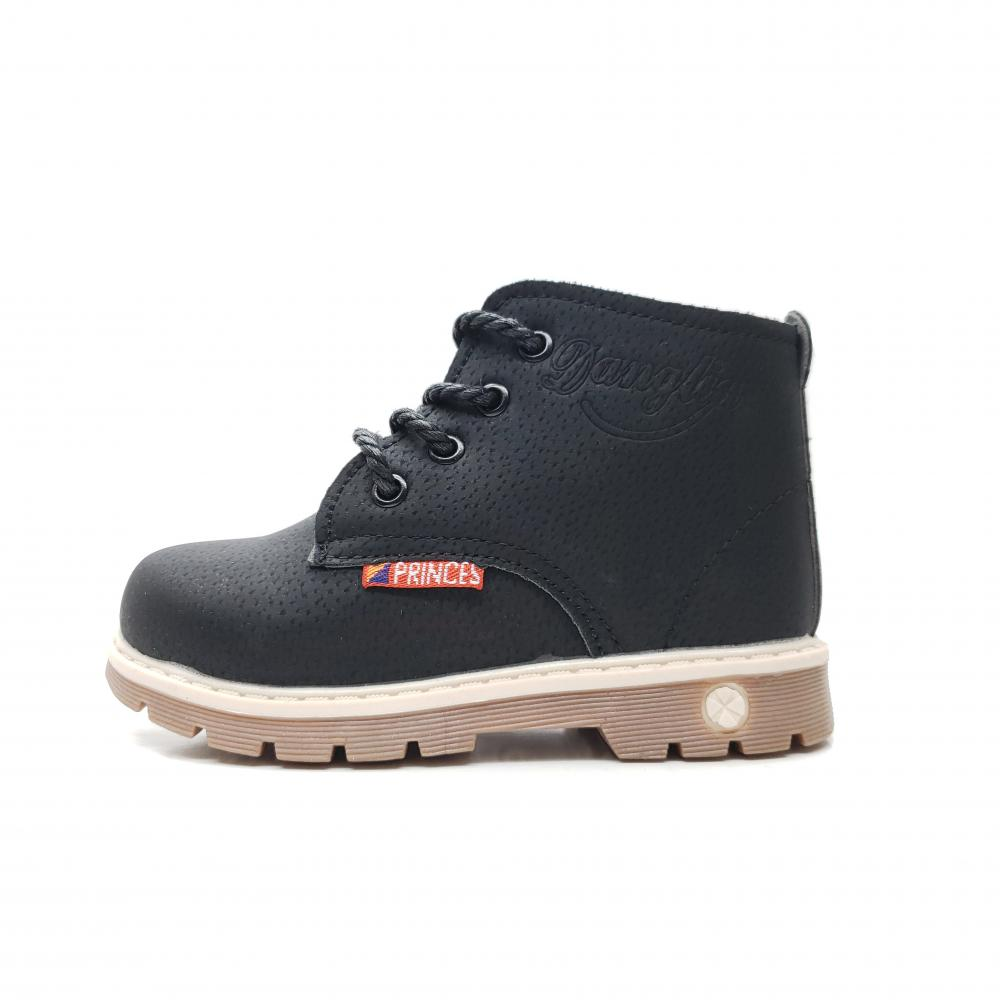 Fashionable Girl's Boots With Rubber Soles
