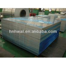 Marine aluminium plate
