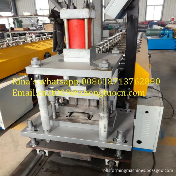 shutter door roll forming machine 4