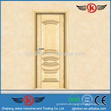 JK-MW9602 China Projeto de porta de madeira de melamina