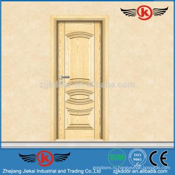 JK-MW9602 Китай Конструкция деревянной двери из меламина