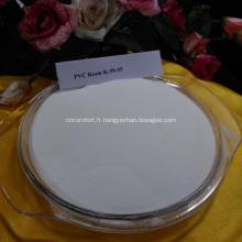 Le film de PVC utilise la résine PVC principale SG3 SG8